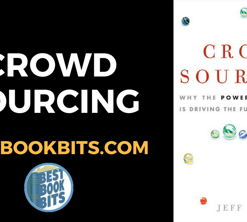 CrowdSourcing - by Jeff Howe