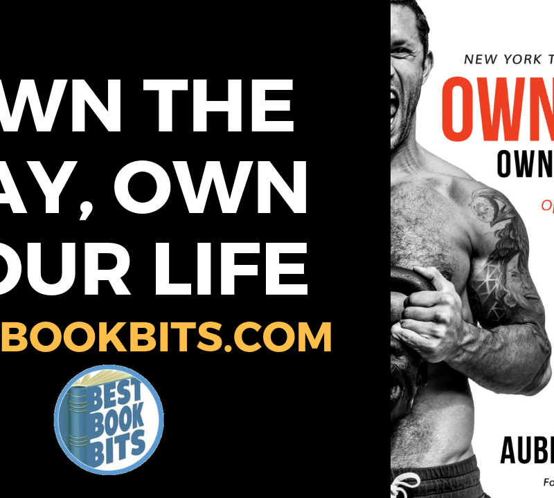 Own the Day Own Your Life by Aubrey Marcus.