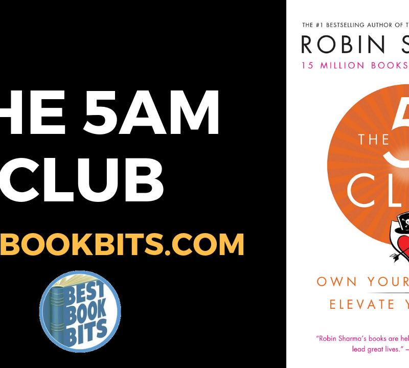 The 5am Club by Robin Sharma