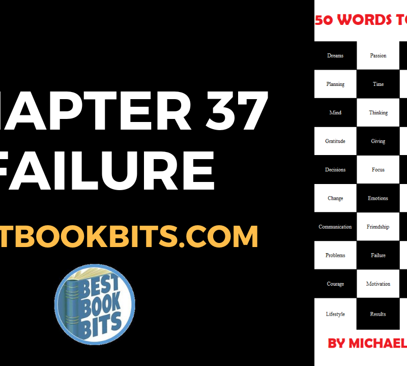 CHAPTER 37 FAILURE