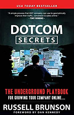 Doctom Secrets By Russell Brunson