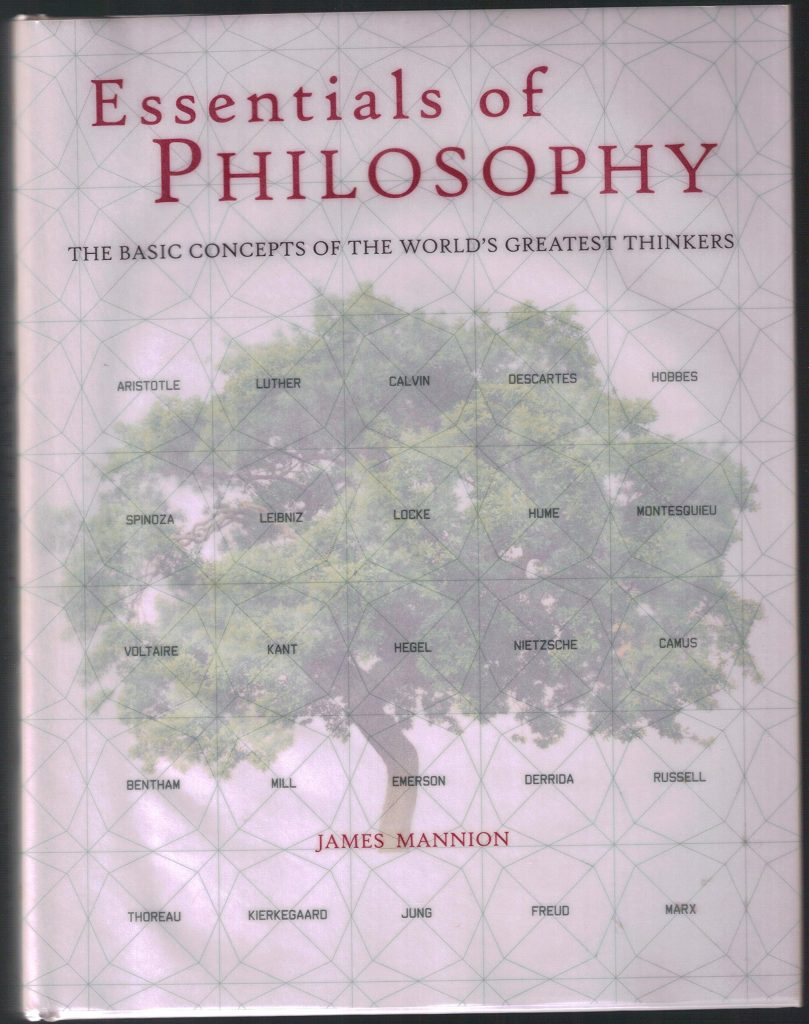 ESSENTIAL PHILOSOPHY JAMES MANNION -