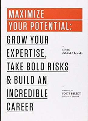 MAXIMIZE YOUR POTENTIAL BY JOCELYN GLEI