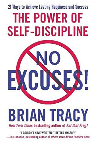 NO EXCUSES BY BRIAN TRACY