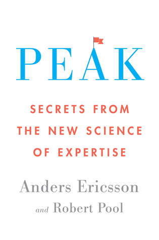 PEAK BY ANDERS ERICSSON