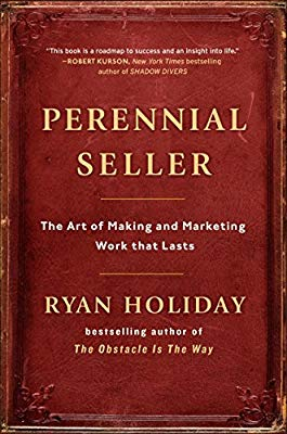 PERINNIAL SELLER BY RYAN HOLIDAY