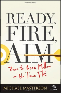 READY, FIRE, AIM BY MICHAEL MASTERSON