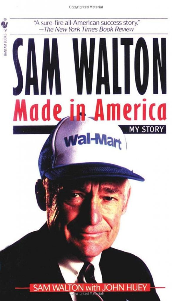SAM WALTON MADE IN AMERICA