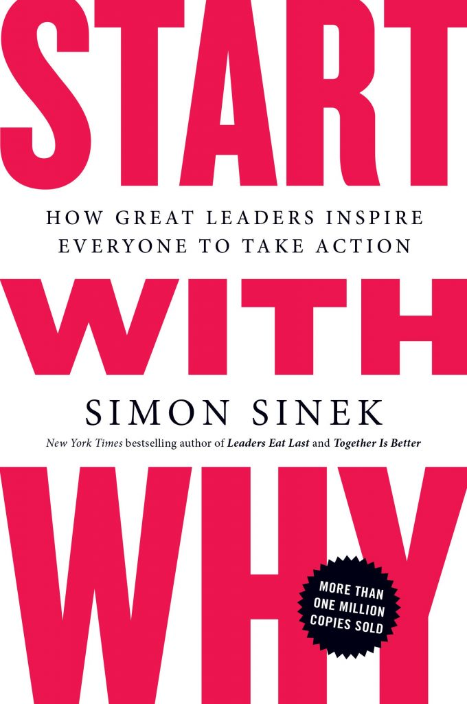 START WITH WHY - SIMON SINEK