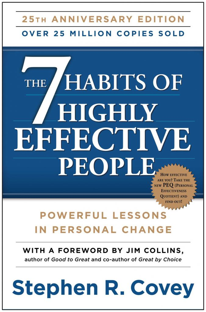 THE 7 HABITS OF HIGHLY EFFECTIVE PEOPLE STEPHEN COVEY