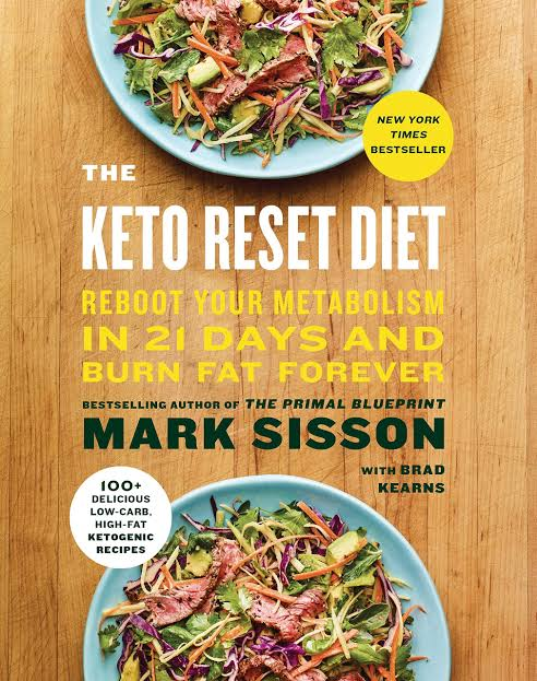 THE KETO RESET BY MARK SISSON