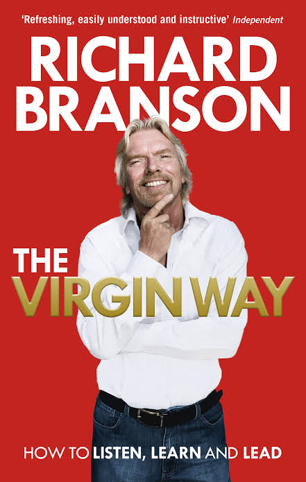 THE VIRGIN WAY BY RICHARD BRANSON