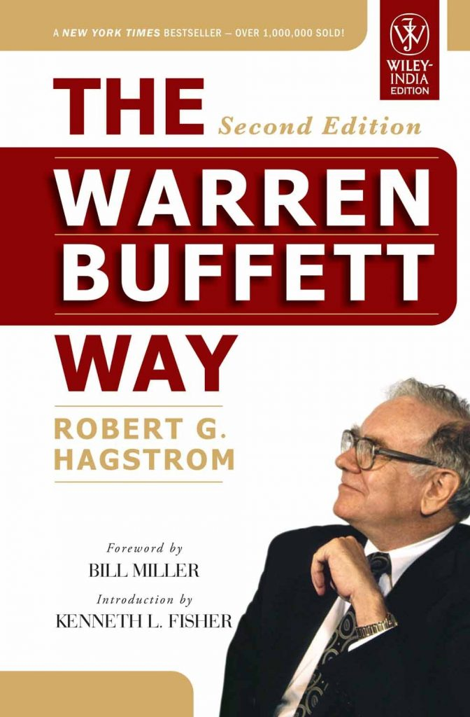 THE WARREN BUFFETT WAY BY ROBERT HAGSTROM