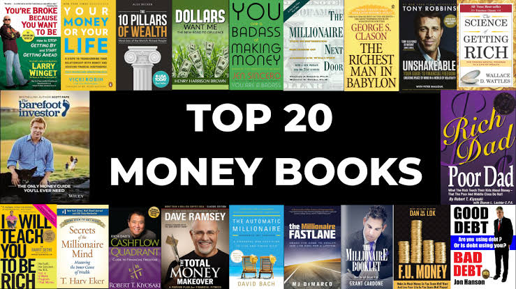 TOP 20 MONEY BOOKS