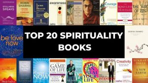 TOP 20 SPIRITUALITY BOOKS