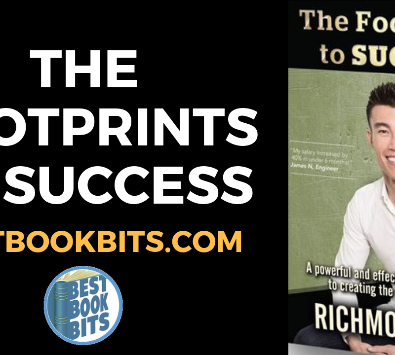 The Footprints to Success by Richmond Dinh.