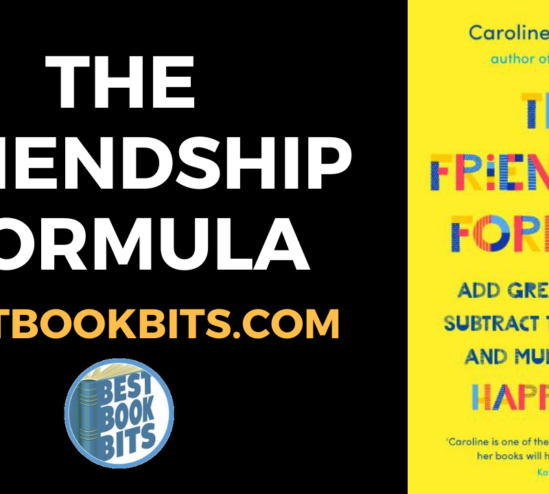 The Friendship Formula by Caroline Millington