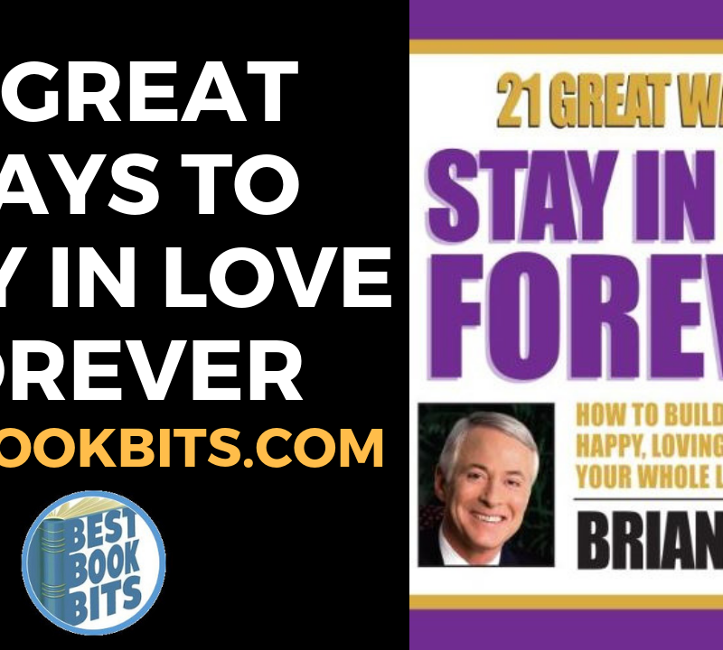 Brian Tracy 21 Ways to Stay in Love Forever