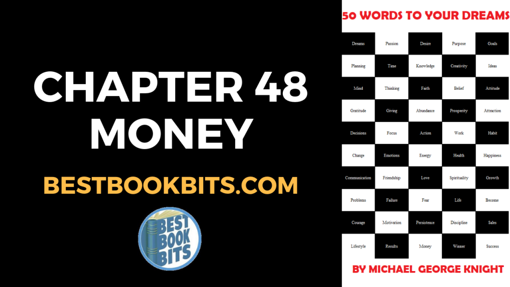 CHAPTER 48 MONEY